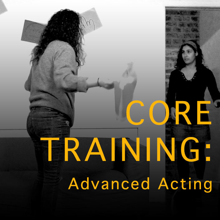 Core Training Advanced Acting Technique