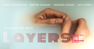 Layers poster image on Crowdfunding Page