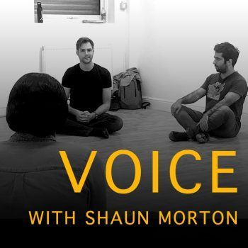 Voice Course for actors, weekly class