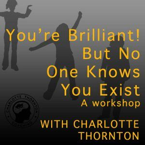Acting career workshop with Charlotte Thornton