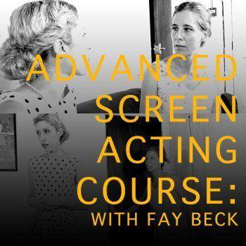 Advanced Screen Acting Course London - Actors Door Studio
