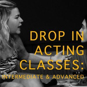 Drop in acting classes for Intermediate and advanced Meisner actors - Actors Door Studio