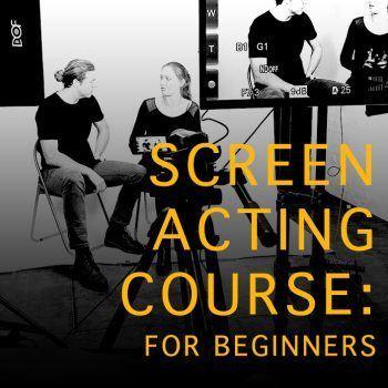 Screen acting course Beginners, London - Actors Door Studio