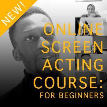 Online Screen Acting Course Beginners - Actors Door Studio